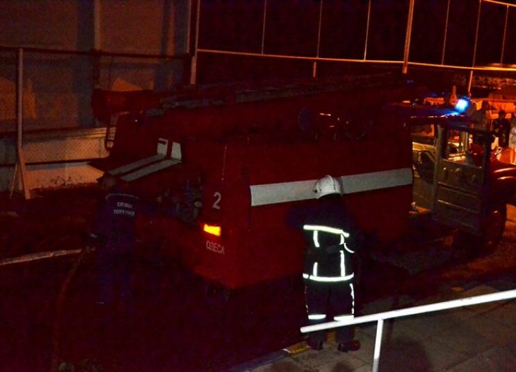 Водесской Аркадии пожар врайоне известного ночного клуба «Ibiza»