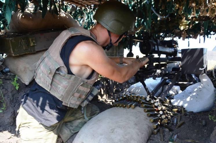 Війна на Донбасі: Якою була ООС в червні (СТАТИСТИКА)