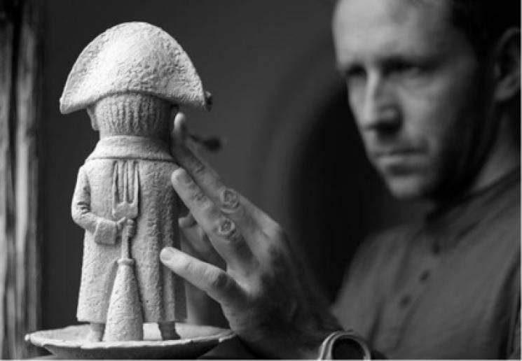 В обласному центрі Закарпаття встановлять нову міні-скульптурку