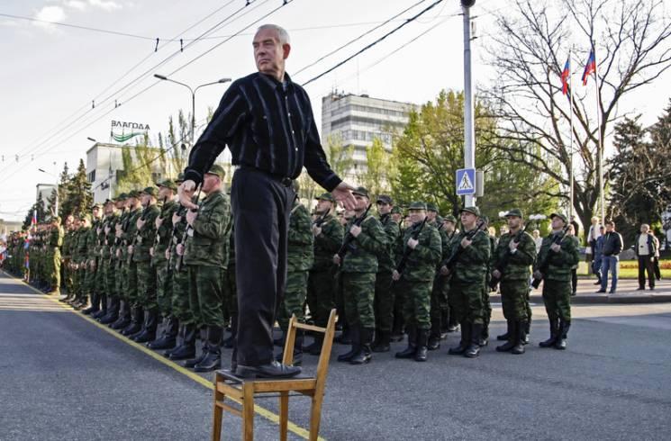 """Навіщо Путін мобілізує ватні резерви в """"Л-ДНР"""""""