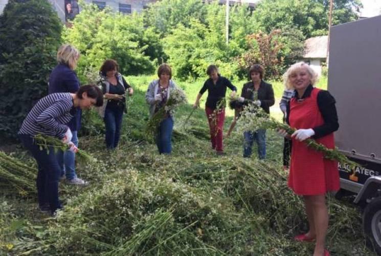На Тернопольщине готовятся к празднику К…