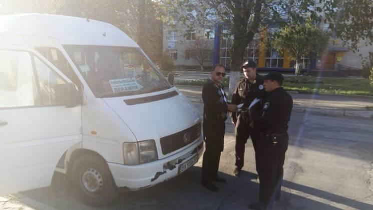 """""""Перевізник"""" на Хмельниччині: Фактично кожен четвертий автобус курсує з порушеннями"""