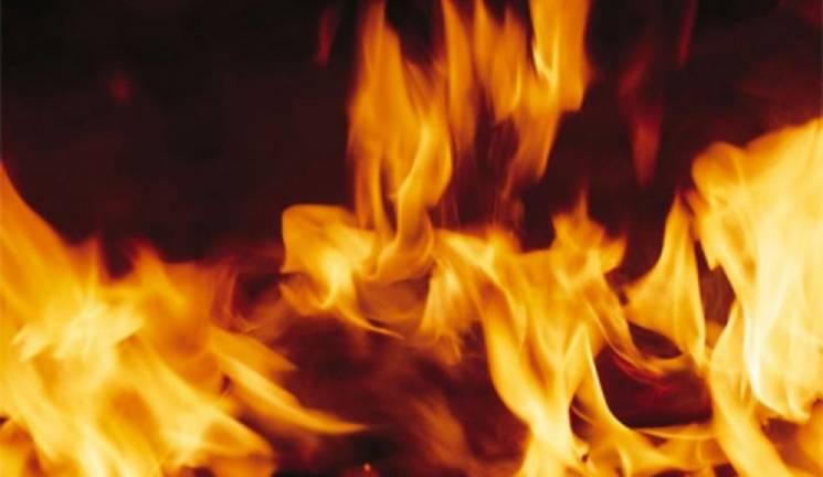Як сумські пожежники врятували від вогню чоловіка та жінку
