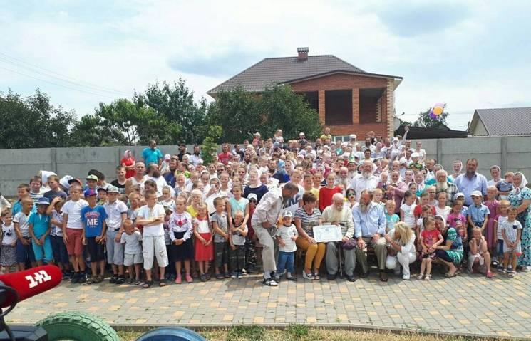 На Одещині встановили рекорд: Найбільша родина в Україні