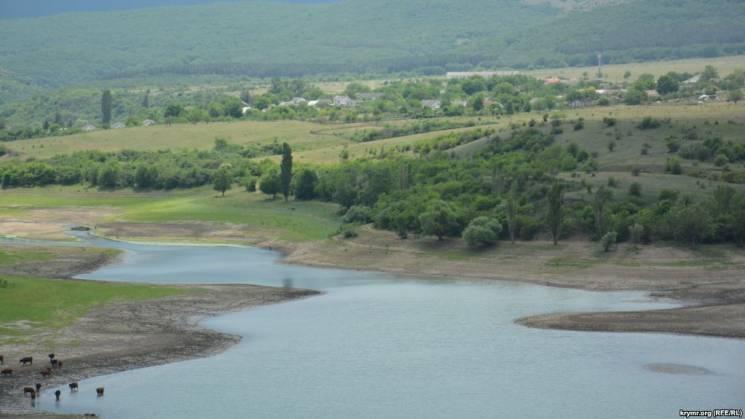 На сході окупованого Криму скаржаться на проблеми з водою