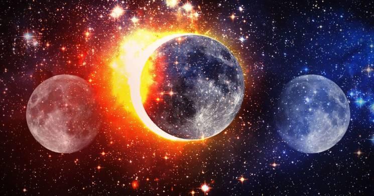 """Розпочався """"коридор затемнень"""", що триватиме цілий місяць"""
