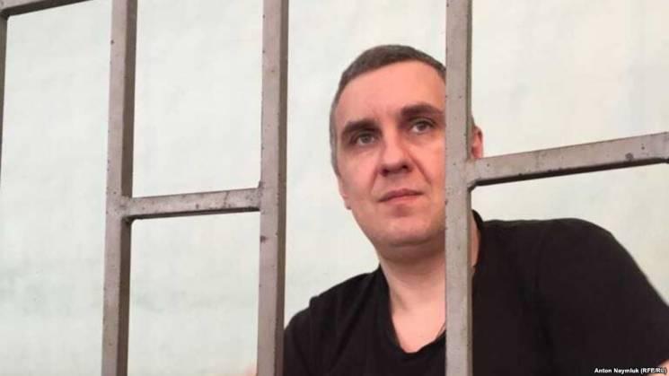 """Окупований Крим: """"Прокурор"""" просить для Панова 10,5 років колонії суворого режиму"""
