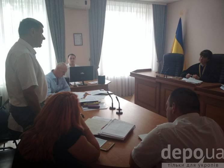 """У Вінниці суд почав слухати справу скандального """"жмеринського перевороту"""""""