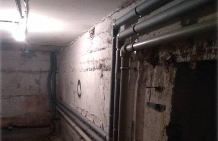 У Вінниці ремонтують інженерні мережі багатоповерхівок