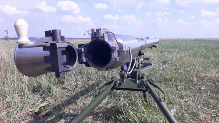 "Смертельна зброя: В чому особливість нового протитанкового гранатомета ""Ланцея"""