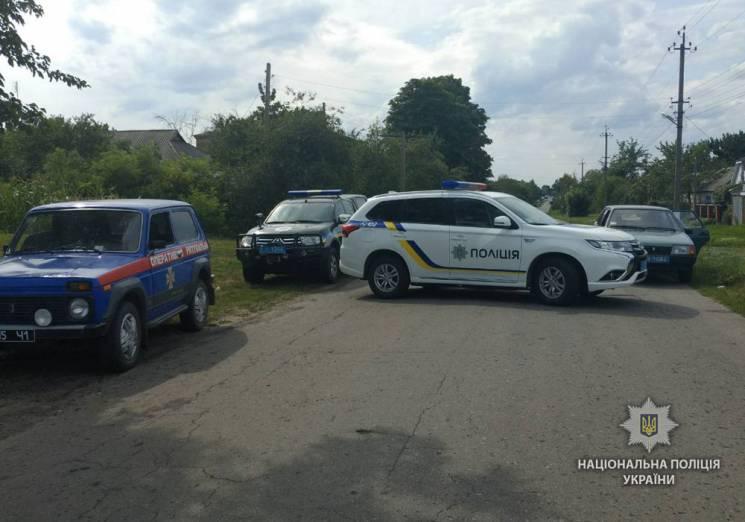 На Полтавщині від вибуху у приватному дворі загинула людина (ФОТО)