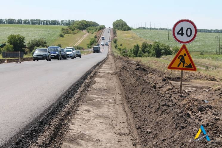 90 ділянок доріг відремонтують на Кропивниччині за кошти дорожнього фонду