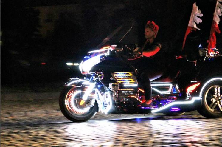 В Ужгороді стартує зліт байкерів в олімпійському стилі