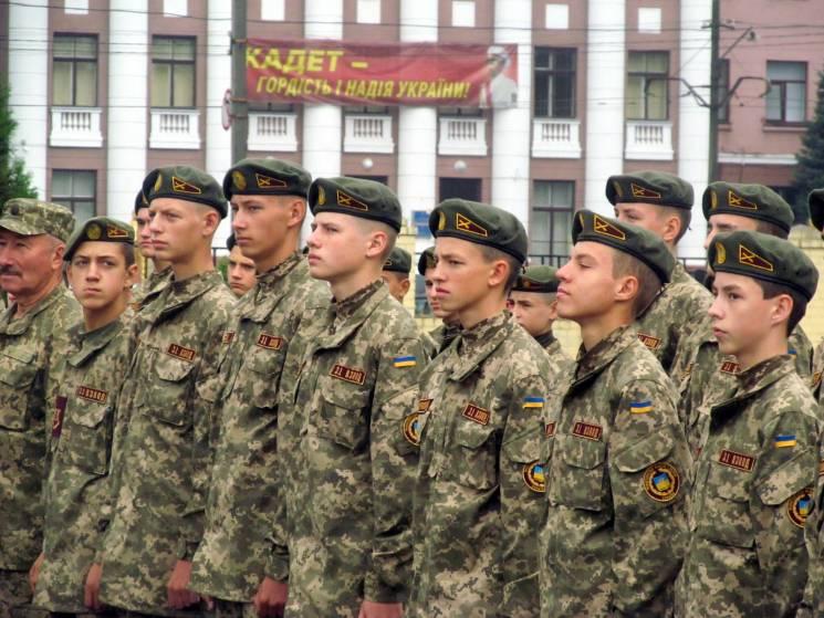 """У Харкові на одне місце в """"Кадетському корпусі"""" претендували до трьох юнаків (ФОТО)"""