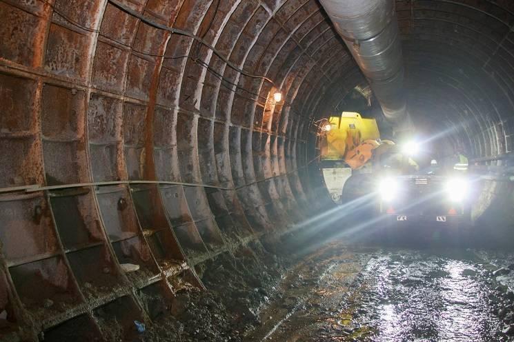 Вчений пояснив проблеми з будівництвом метро у Дніпрі