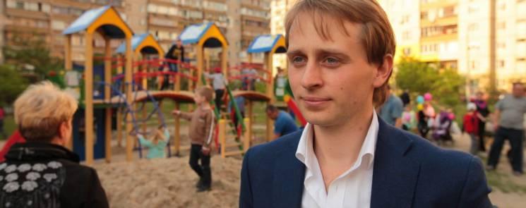 Депутат Київради Кримчак вже позбувся електронного браслета