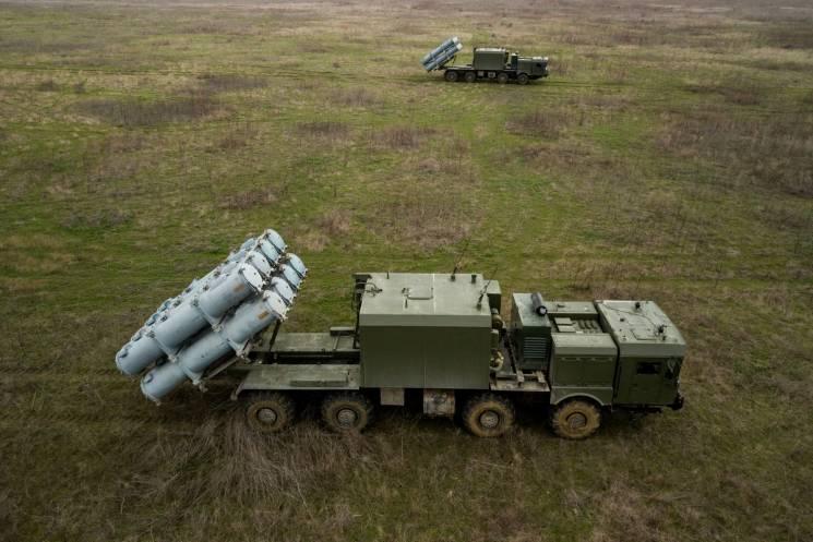 Росія випробовує ракетні комплекси в окупованому Криму