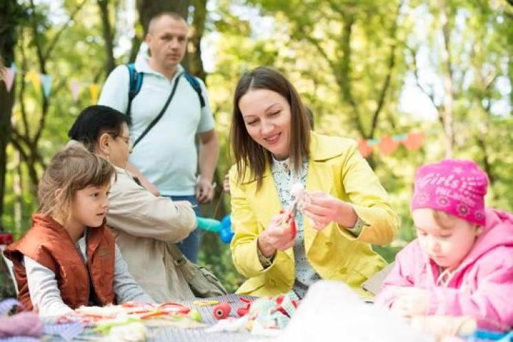 """На Ужгородщині """"Щасливі діти"""" розпочинають екологічний проект (ВІДЕО)"""