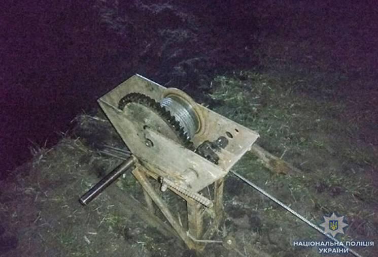 На Миколаївщині оголосили про підозру двом копачам кабелю