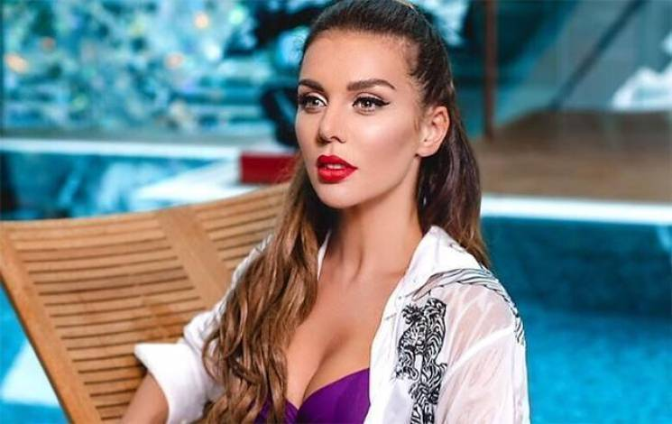 Седокова позбавила екс-чоловіка зустрічі із донькою перед смертю