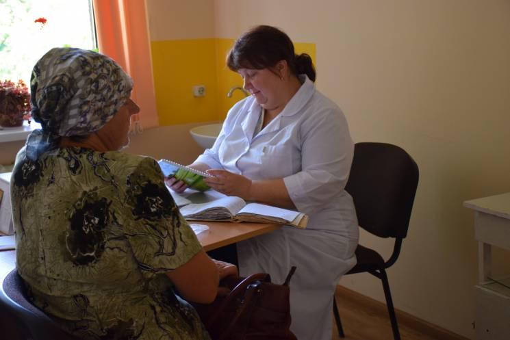 """""""Ми реагуємо на звернення громадян, тому започатковуємо ініціативу """"Лікар у село"""", - Лариса Білозір"""