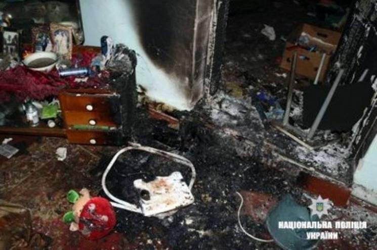 На Прикарпатті в пожежі загинули двоє маленьких хлопчиків (ФОТО)