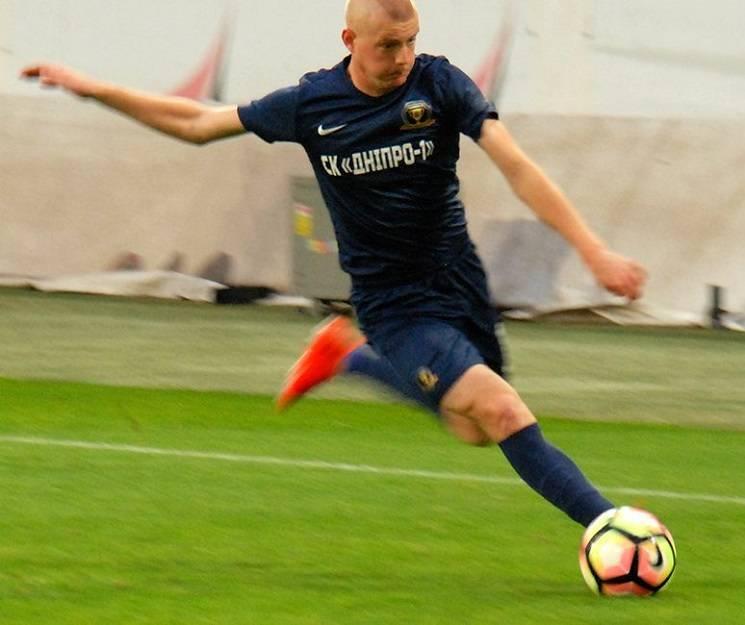 """Провідний гравець """"Дніпра-1"""" пояснив своє рішення перейти в інший клуб"""