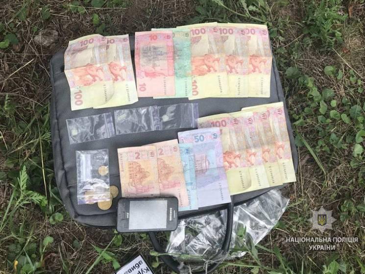 У Кременчуці затримали 43-річного торговця амфетаміном (ФОТО)