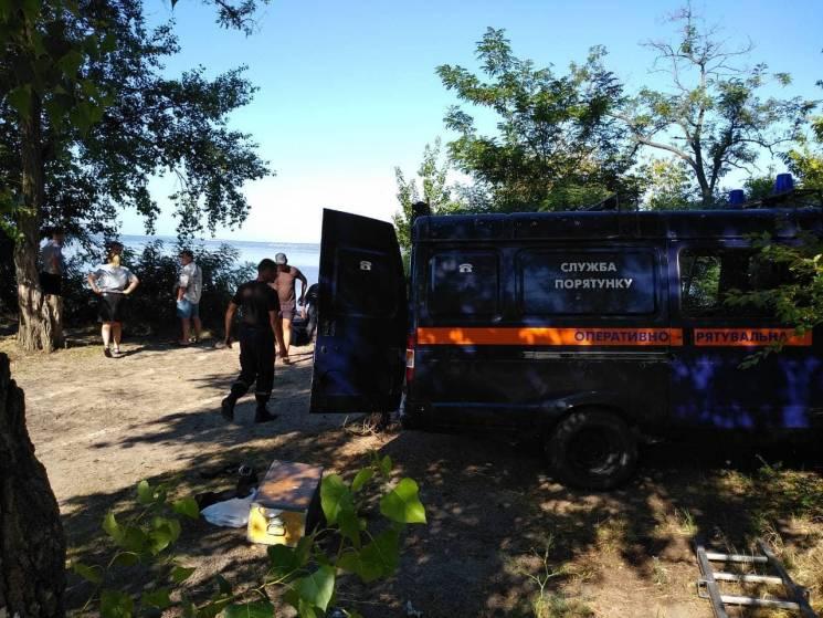 На Дніпропетровщині у Дніпрі знайшли тіло потонулого чоловіка