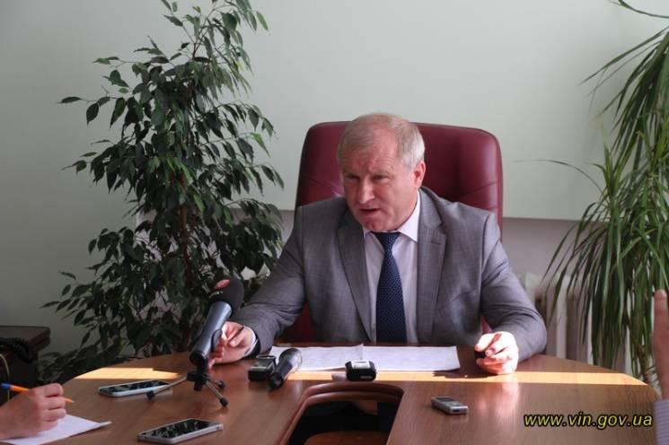У Вінницькій ОДА заявили про можливі перебої у водопостачанні