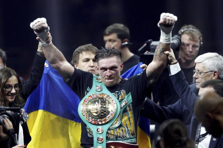 Хто і навіщо зриває бій українця Усика на Росії