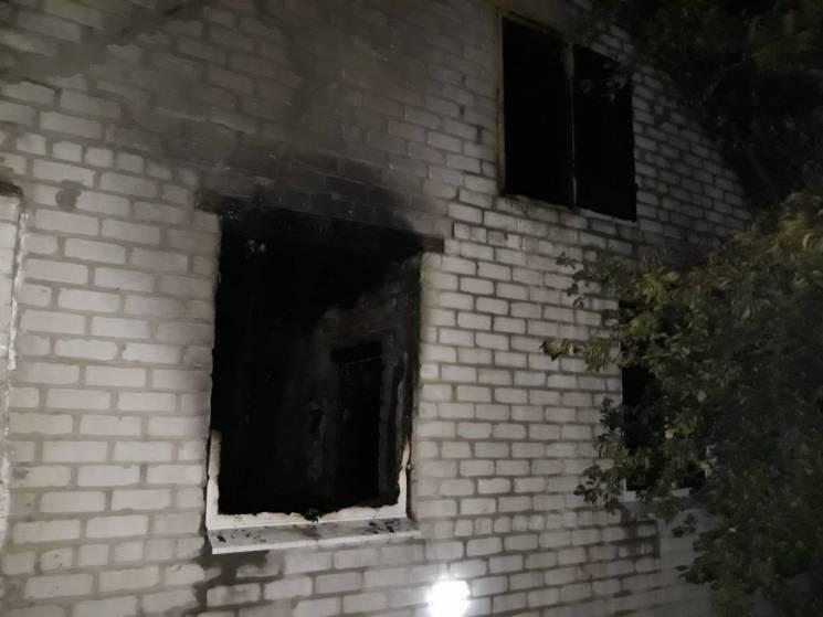 На Харківщині родина втратила житло через паління в ліжку (ФОТО)