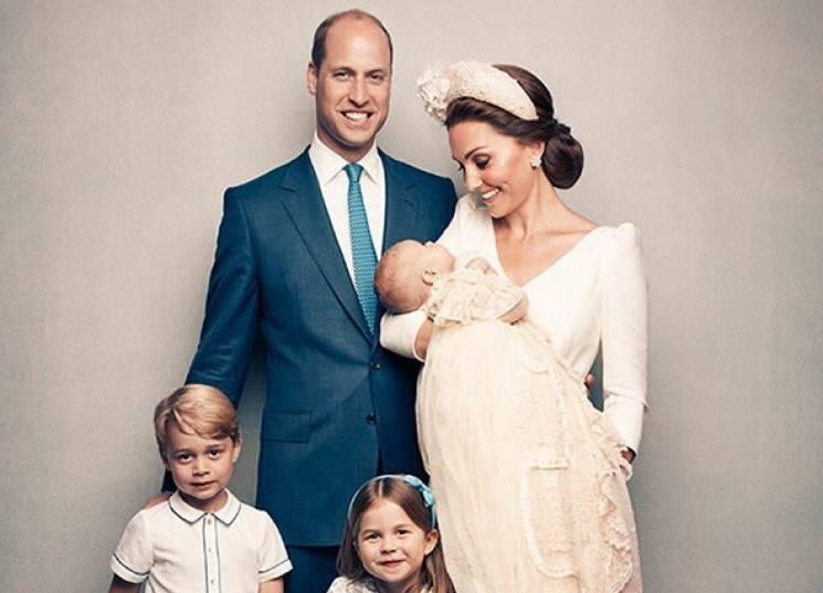 В сеть попали официальные фото с крестин принца Луи - Последние новости  мира. Главные мировые новости на портале «Depo.ua» 26a9c896c7431