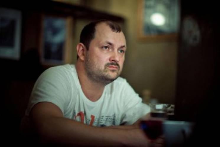 Краснодарський журналіст, який писав про війну на Донбасі,  втік до Литви