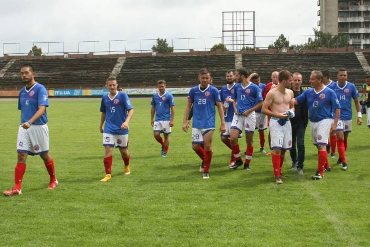 Як Франція програла у фіналі світового чемпіонату з футболу у Львові (ФОТОРЕПОРТАЖ)