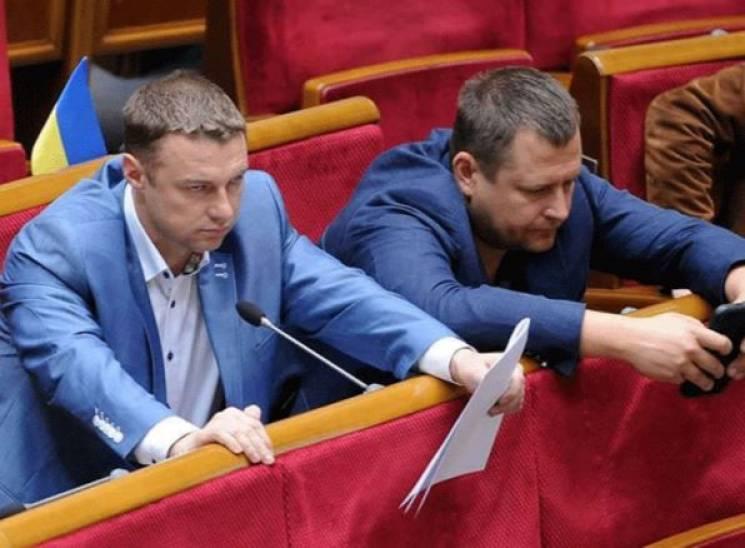 """Нардеп Купрій після виходу з """"Укропу"""" заявив про президентські амбіції"""