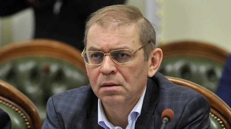 Проти Пашинського порушили справу за погрозу вбивством