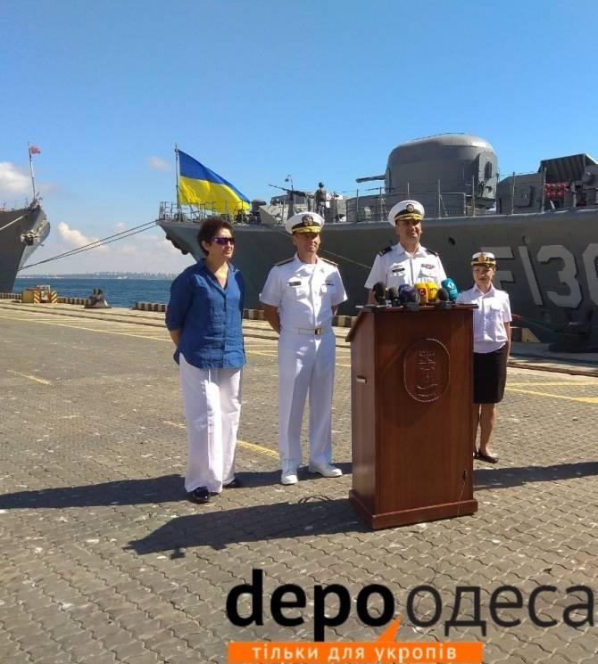 Американське військове командування вражене підготовкою українських ВМС