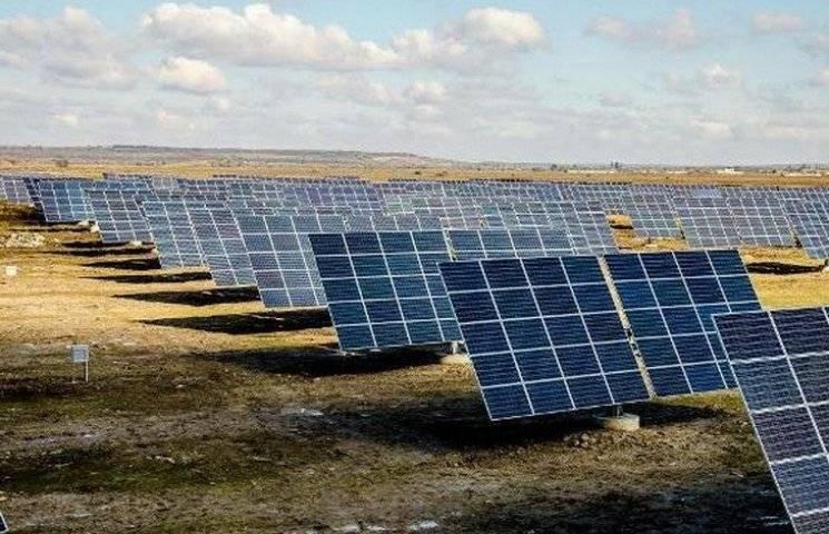 Павлоградська сонячна електростанція коштуватиме інвестору чверть мільярда євро