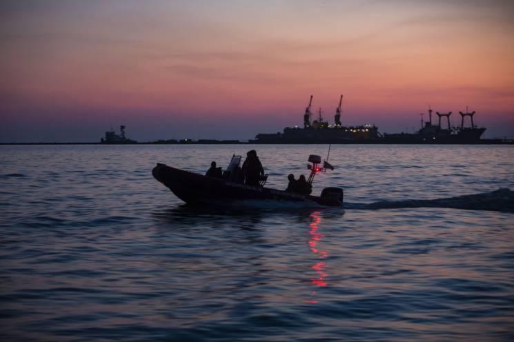 Порошенко наказав ЗСУ вгамувати Росію в Азовському морі