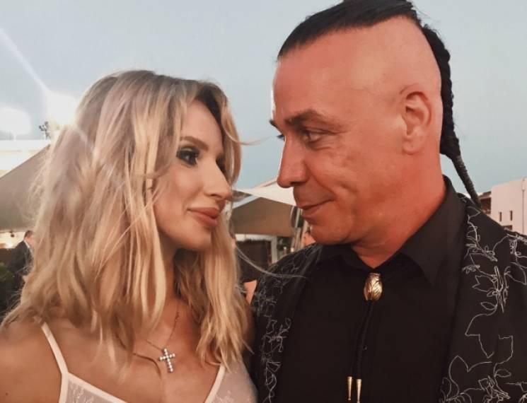 """""""Він дуже турботливий"""": Лобода розповіла про стосунки із солістом Rammstein"""