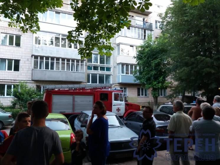В Тернополе взорвался газ: Пострадал реб…
