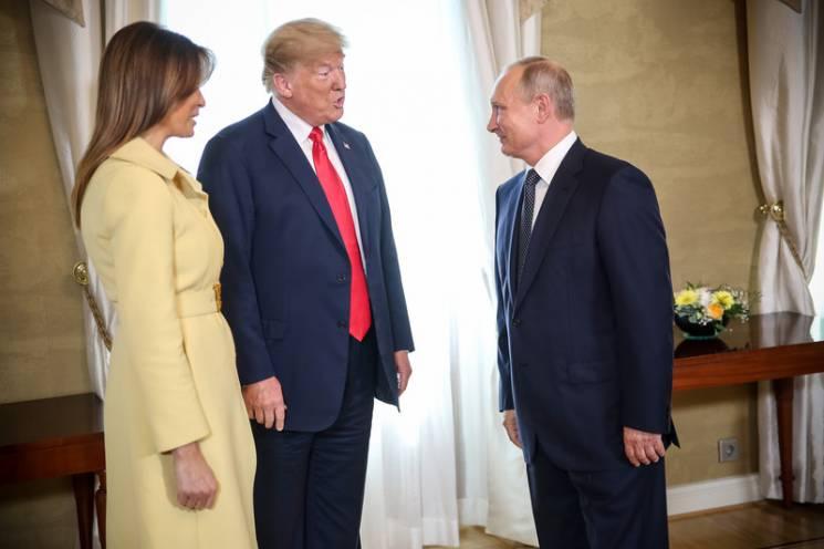 """Відео дня: Меланія Трамп проти Путіна, Віда знову """"чудить"""""""