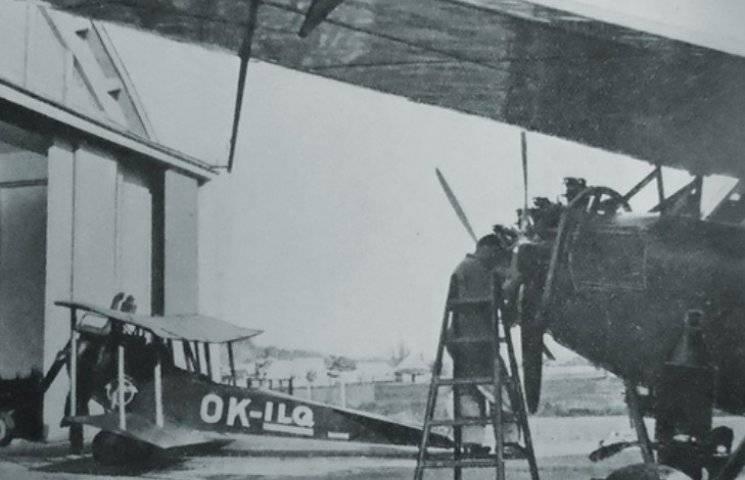Ностальгічне: Як в Ужгороді у 1929 році відкривали летовище (ФОТО, ВІДЕО)