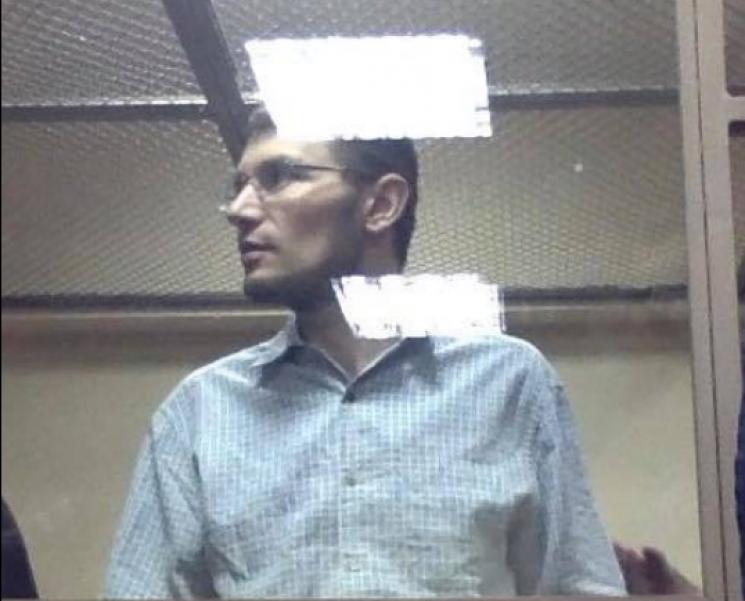 В'язень Кремля припинив голодування