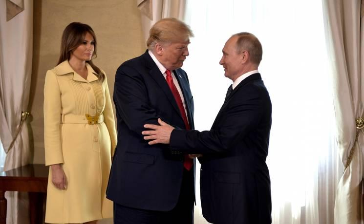 Трамп запросив Путіна до Вашингтона