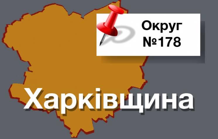 Округ №178: Харківщина, яка потішила країну Добкіним-молодшим