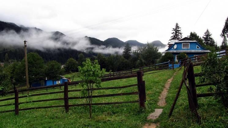 """Які """"соковиті"""" краєвиди бачать туристи влітку на берегах Черемошу (ФОТО)"""