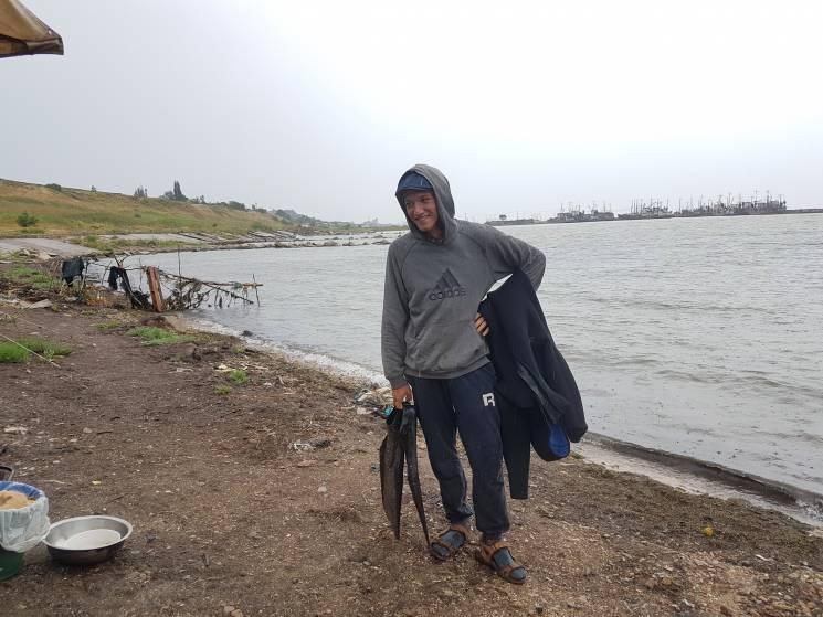 На запорізькому курорті АТОвець із товаришем врятували потопельника - професійного плавця (ФОТО)