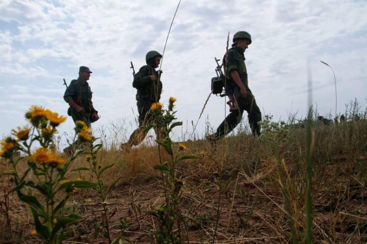 """Перемоги тижня на Донбасі: Ліквідація бойовиків """"Л-ДНР"""" і знищення ворожої бронетехніки"""